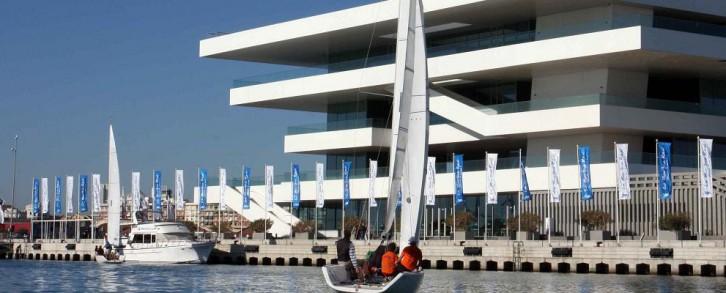 La Marina Real se consolida como mejor puerto deportivo urbano con la Q de Calidad