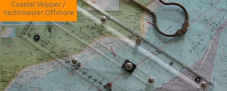 ¡Consigue tu certificado de Coastal Skipper and Yachtmaster Offshore!